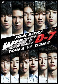 winner + team b