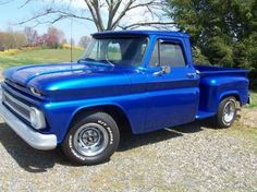 On old Chevy C10 pickup truck in prime condition. Description from pinterest.com. I searched for this on bing.com/images