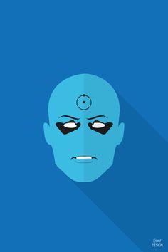 Dr. Manhattan - Watchmen