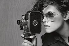 Kristen Stewart para Chanel Eyewear - Acessórios - Vogue Portugal