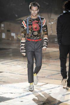 Vivienne Westwood FallWinter 2010 - Milan Fashion Week