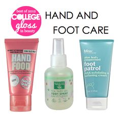 Best Bath & Body Products of 2012 | College Gloss