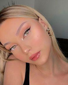 Makeup Eye Looks, Soft Makeup, Natural Makeup Looks, Cute Makeup, Glam Makeup, Pretty Makeup, Makeup Inspo, Makeup Tips, Beauty Makeup