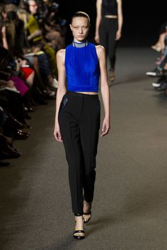 Alexander Wang Spring 2015 Collection. Photo: Imaxtree