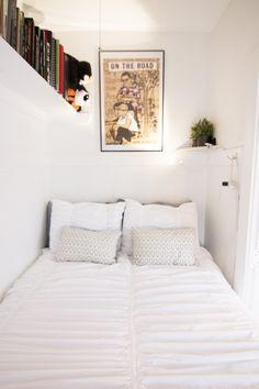 "Better Than Storage:  7 Creative Uses For Your Closet (like  I have an ""extra"" closet...BUUUWA HA HAAAAAA!)"