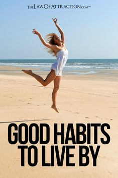 """If you've long been thinking """"I want a change"""", this article is the perfect place to start. We'll explore why good habits matter, offering tips and tricks that will help you create new thoughts and behaviors. Daily Stretching Routine, Stretch Routine, Positive Thinker, Positive Attitude, Habits Of Successful People, Good Morning World, Live In The Present, Practice Gratitude, Negative Self Talk"""