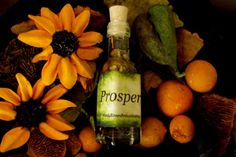 Prosperity Oil Wealth Good Fortune Finance by WendyRosesBrews, $5.99