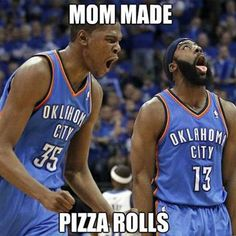 Mom Made Pizza Rolls! IIIIIIIIIIIIIIIIIIIIIIIIII freakin love pizza rolls! Okcccc