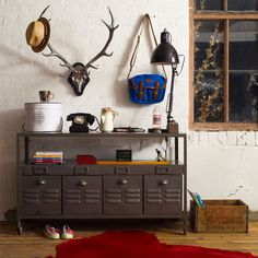 LOVE THIS CABINET! but perhaps in an office?