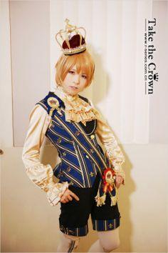 ouji crown kodona LolitaFashion r-series Lolita_fashion R-SERIES lolita