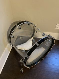 89 plexiglass cannon bass drums ideas
