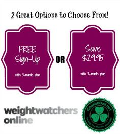 Get the promo codes-> http://www.coupondad.net/weight-watchers-codes/
