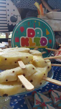 Mesa de Frutas para Baby Shower con tema de Barquito