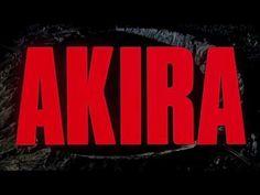 Akira (1988) Opening Credits Project