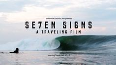 FULL FILM NOW AVAILABLE ON ITUNES: https://itunes.apple.com/us/movie/se7en-signs-a-traveling-film/id771683616  SIX FILMMAKERS. SIX COUNTRIES. ONE JOURNEY. Innersection…