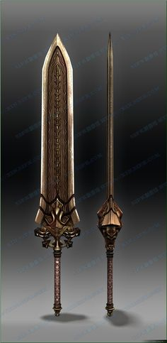 Mythic Weapon.