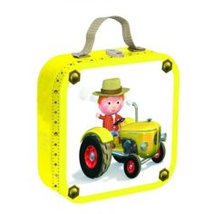 The Janod Peter's Tractor Puzzle Case is a set of 4 puzzles featuring kid's favourite farm vehicle, the tractor! Puzzles, Tricycle, Little Boys, Fun, Gifts, Handmade, Html, Beautiful Things, Products