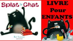SPLAT LE CHAT va à son premier jour d'école - Livre en francais pour enfant Sensory Tools, Autism Sensory, French Teaching Resources, Teaching French, Splat Le Chat, Core French, French Immersion, French Teacher, French Lessons