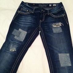 REDUCED !! MissMe jeans sz 29 JES440BR boot cut MissMe jeans sz 29 JES440BR boot. Very gently used. Miss Me Jeans Boot Cut
