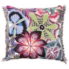Missoni Home - Passiflora Cushion - T50 - 40x40cm