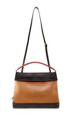 Calf Leather Handbag by Marni (=)