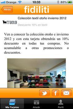 Promoción de Tiendas Toro en Fidiliti