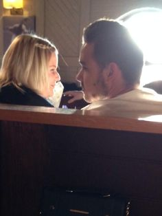 Liam and Ruth today