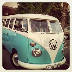 La pasión por las furgonetas Volkswagen.