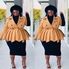 Curvy Women Fashion, Diva Fashion, Plus Size Fashion, Sweet Fashion, Curvy Girl Outfits, Chic Outfits, Plus Size Outfits, Autumn Fashion Women Fall Outfits, Women's Summer Fashion