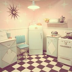 Retro Kitchen!