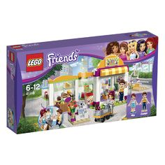 LEGO Friends Heartlake supermarkt 41118