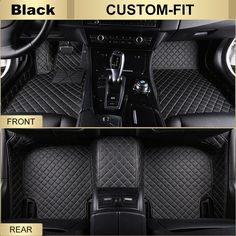 Interior Accessories Modification Automovil Protector Floor Mats Car Carpet Upgraded Mouldings Accessories Styling Parts Foot Pad For Infiniti Q50l And To Have A Long Life.