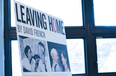 Photo of poster made by Soulpepper with photos from both the Tarragon and Soulpepper productions of 'Leaving Home'. Photo by Diana Renelli. Theatre Posters, Leaving Home, Poster Making, Diana, David, French, Photos, Pictures, French People