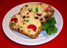 RECETAS DE MI MADRE Y MIAS: Plum-cake con frutas confitadas