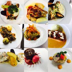 Spring/summer menu Franck katemesha