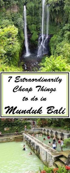 7 Extraordinarily Cheap Things to do Around Munduk, Bali   Trippin' Turpins