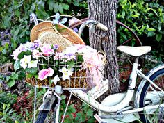 shabby gardens | Olivia's Romantic Home: Shabby Chic Garden