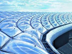 Allianz Arena in München | DETAIL Inspiration