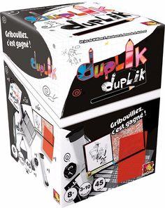 Duplik - Jeux de société - Acheter sur Espritjeu.com