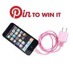 Pin it to win it at $0.99! *pin this charger kit* leave comments with your pin's link