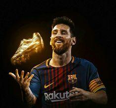 forever king Messi ❤