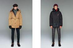 Henry Cottons Autumn/Winter 2014 Men's Lookbook | FashionBeans.com