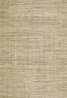Weston Raffia Weave Schumacher Wallcovering, grass cloth somewhere