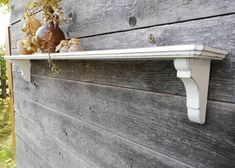 Regal gda1*140Weiss-ShabbyChic von AlfredsGschaeft auf Etsy Shops, Entryway Tables, Shabby Chic, Furniture, Etsy, Home Decor, Make It Happen, Tents, Decoration Home