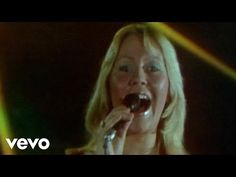 Music video by Abba performing One Man, One Woman. (C) 1977 Polar Music International AB