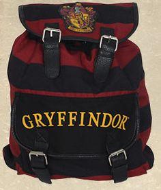 Harry Potter: Gryffindor Drawstring Backpack