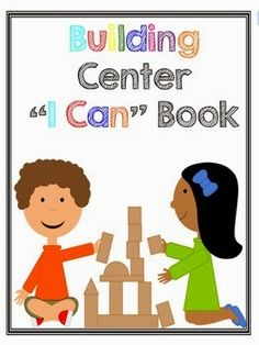Chalk Talk: A Kindergarten Blog: Creating the Block Center
