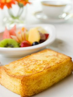 Hotel Okura Tokyo French toast