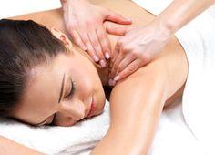 Massage aux huiles essentielles / Massage with essential oils    https://www.facebook.com/Neobienetre?ref=hl