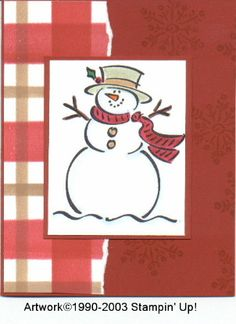 Frosty1 by rccarol - Cards and Paper Crafts at Splitcoaststampers
